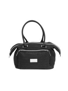 BELIEVE by tuula rossi - SMART BAG Black Stretch Tikkikangas Käsilaukku - BLACK, MUSTA | Stockmann