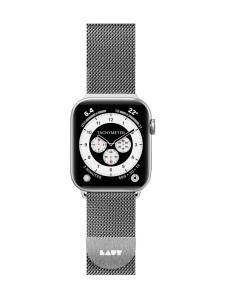 Laut - Steel Loop Apple Watch (38/40 mm) -nauha (hopea) - HOPEA | Stockmann