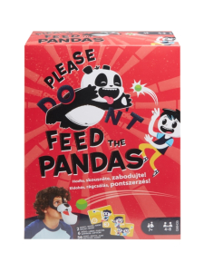 Mattel - FEED THE PANDAS Ruokkii pandat | Stockmann