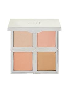 ELF Cosmetics - Natural Glow Face Palette -4 meikkituotteen paletti 16g | Stockmann