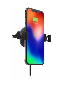 Mophie - Universal -puhelinteline langattomalla latauksella - MUSTA | Stockmann