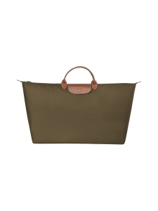 Longchamp - Le Pliage Travel Bag XL -Laukku - KHAKI | Stockmann
