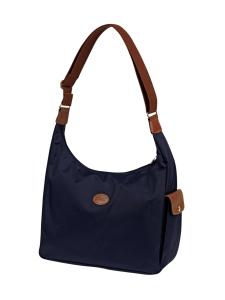 Longchamp - Le Pliage Hobo Bag - Laukku - NAVY | Stockmann