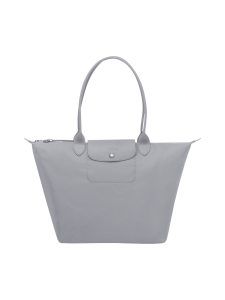 Longchamp - Le Pliage Néo Shoulder bag L - Laukku - CEMENT | Stockmann
