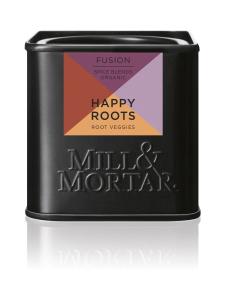Mill & Mortar - Maustesekoitus Happy Roots Luomu 45g | Stockmann