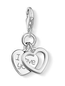Thomas Sabo - Thomas Sabo pendant I Love You Hearts -hela | Stockmann