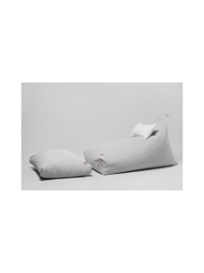 Nordic Swan Living - Syli- puuvilla/pellava sisustustyyny - VAALEANHARMAA | Stockmann
