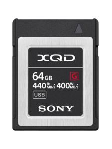 Sony - Sony XQD 64GB G-series muistikortti - null | Stockmann