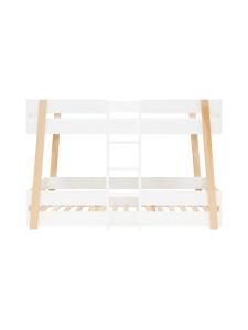 Lastenhuone.fi - Lissabon Kerrossänky, 90cm x 200cm - VALKOINEN / PUU   Stockmann