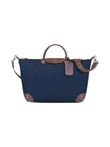 Longchamp - Boxford Travel bag L - Matkakassi - NAVY | Stockmann