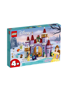 Lego Disney Princess - LEGO DISNEY PRINCESS Bellen linnan talvijuhla 43180 - null | Stockmann