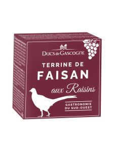 Ducs de Gascogne - Terriini Fasaani Rusinoilla 65g | Stockmann