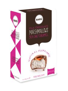 Barú - Vaahtokarkki Maitosuklaa Merisuola & Caramel 120g | Stockmann