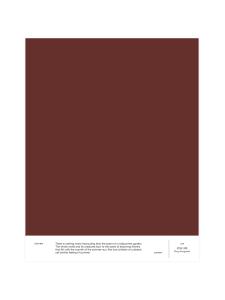 Cover Story - Sävymalli 025 OSCAR - deep burgundy | Stockmann