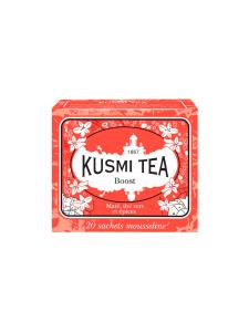 Kusmi Tea - Boost Hyvinvointi Pussitee 20kpl 44g | Stockmann