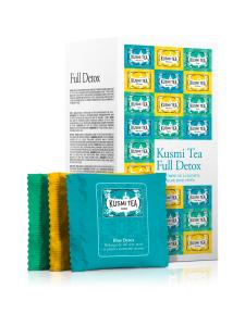 Kusmi Tea - Full Detox Kusmi Tea Lajitelma 24 Teepussia | Stockmann