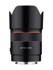 Samyang - Samyang 75mm F1.8 (Sony FE) -teleobjektiivi | Stockmann