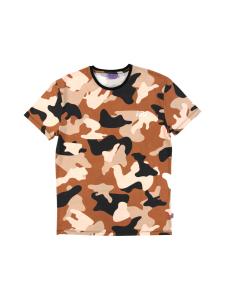 KiddoW - KDW CREW T-shirt - OCHRE CAMO | Stockmann