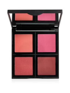 ELF Cosmetics - Blush Palette Dark -4 sävyn poskipunapaletti 14g | Stockmann