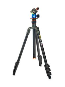 3 Legged Thing - 3 Legged Thing PATTI jalusta + AirHed Mini (harmaa-sininen) | Stockmann