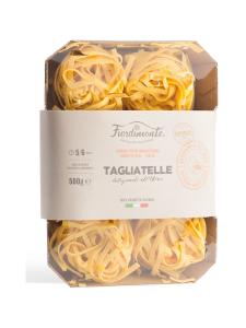 Fiordimonte - Pasta Tagliatelle 04 Fiordimonte 500g | Stockmann