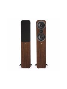 Q Acoustics - Q Acoustics Q3050i lattiakaiutin, pähkinä | Stockmann