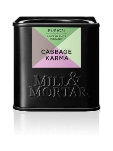 Mill & Mortar - Maustesekoitus Cabbage Karma Luomu 45g | Stockmann