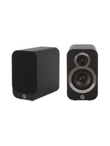 Q Acoustics - Q Acoustics Q3010i hyllykaiutin, musta | Stockmann
