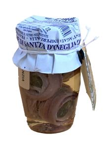 Sant Agata - Sardellifileitä ja kapriksia oliiviöljyssä 80g   Stockmann