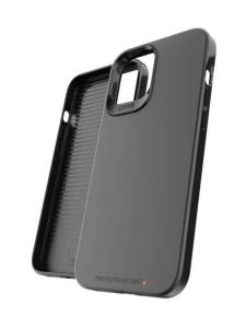 GEAR4 - Holborn Slim iPhone 12 Pro Max-suojakuori (Black) - MUSTA | Stockmann