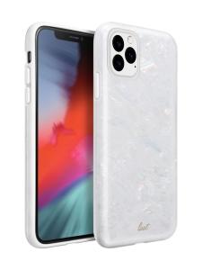 Laut - PEARL iPhone 11 Pro Max -suojakuori - Arctic Pearl - VALKOINEN | Stockmann