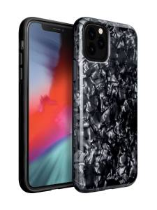 Laut - PEARL iPhone 11 Pro Max -suojakuori - Black Pearl - MUSTA | Stockmann