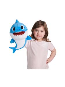 Baby Shark - SMART PLAY BABY SHARK Laulava pehmolelu Daddy Shark, 35 cm | Stockmann