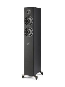 Polk Audio - Polk Audio R500 lattiakaiutin, musta   Stockmann