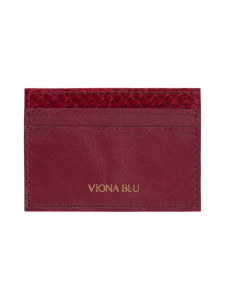 Viona Blu - Korttikotelo, punainen - PUNAINEN   Stockmann