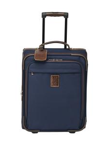 Longchamp - Boxford - Cabin Suitcase - Vetolaukku - BLUE | Stockmann