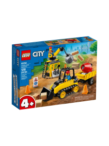 Lego City - LEGO CITY Raivaustraktori 60252 | Stockmann