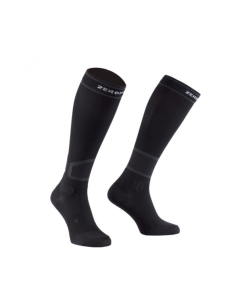 Zero Point - Intense 2.0 Compression Sock Men - BLACK (MUSTA) | Stockmann