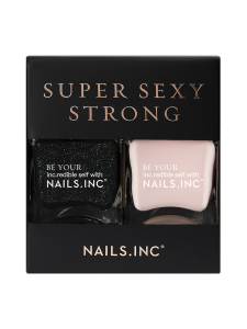 NAILS INC - Super Sexy Strong - kynsilakkapakkaus 2x14ml   Stockmann
