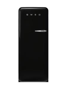 Smeg - FAB28LBL5 Jääkaappi, musta vasenkätinen   Stockmann