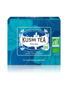 Kusmi Tea - Feel Zen Luomu Pussitee 20kpl 40g | Stockmann