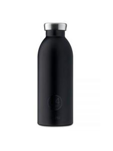 24Bottles - Clima Bottle, 0,5l -juomapullo - Tuxedo Black - MUSTA   Stockmann