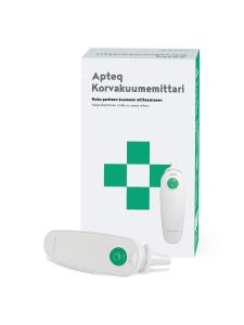 Apteq - Apteq Korvakuumemittari | Stockmann