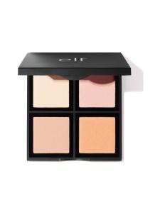ELF Cosmetics - Illuminating Palette -4 sävyn korostusväripaletti 16g | Stockmann
