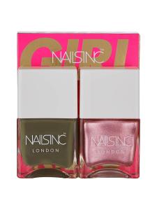 NAILS INC - Girl King - kynsilakkapakkaus 2x14ml   Stockmann