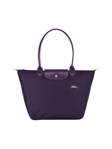 Longchamp - Le Pliage Club Shoulder Bag L - Laukku - BILBERRY | Stockmann