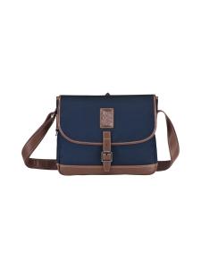 Longchamp - BOXFORD - CROSSBODY BAG M - OLKALAUKKU - BLUE | Stockmann