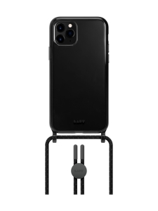 Laut - CRYSTAL-X NECKLACE iPhone 12/12 Pro -suojakuori - Ultra Black - MUSTA | Stockmann