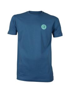 INTO Scandinavian Clothing - Original T-shirt grey blue | Stockmann