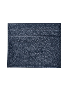 Longchamp - LE FOULONNÉ - CARD HOLDER - KORTTIKOTELO - NAVY | Stockmann